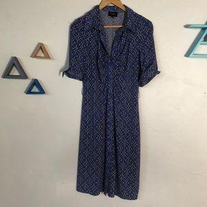 Shirt dress by Laundry size 10